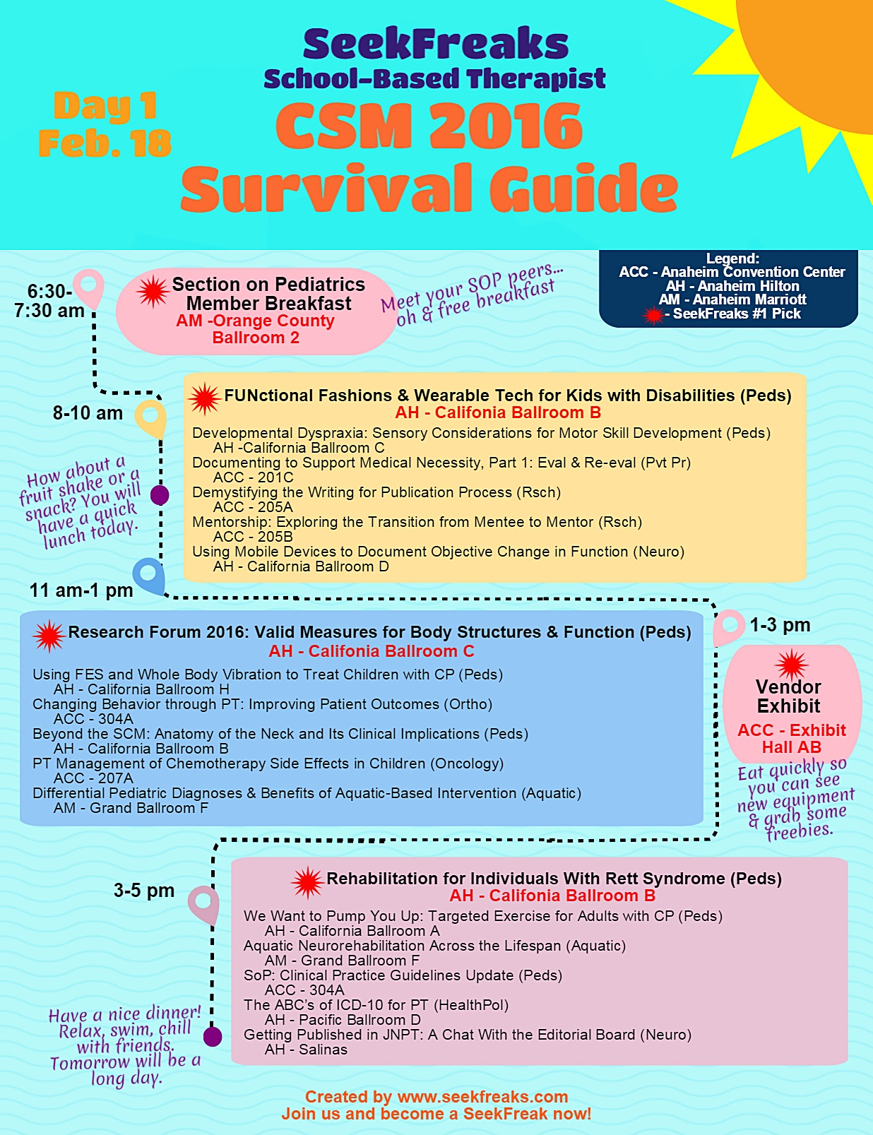 SeekFreaks School-based Therapist CSM Survival Guide - Day 1