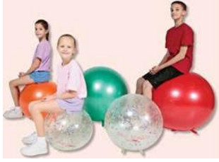 6 Steps In Using A Therapy Ball As Classroom Seating