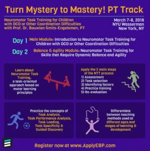 Learn neuromotor task training